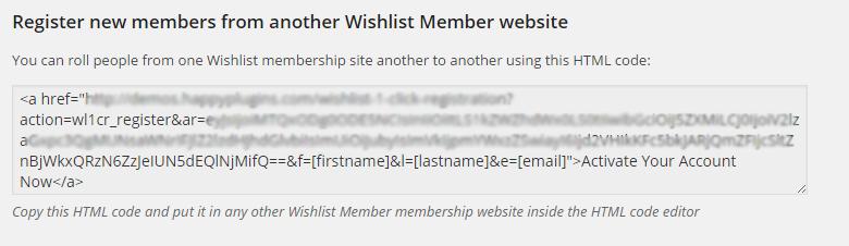 By rolling members from membership site X to membership site Y